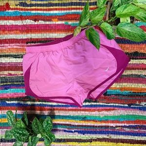 Bright Pink Running Shorts